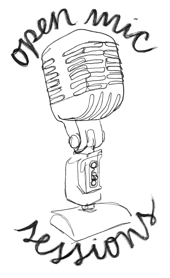 Open Mic Sessions Logo
