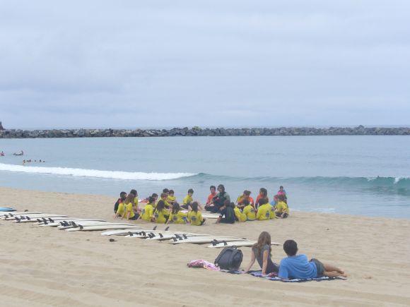 Surf Sensei San Sebastian