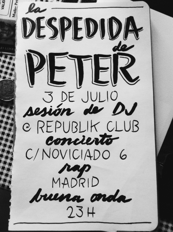 La Despedida de Peter
