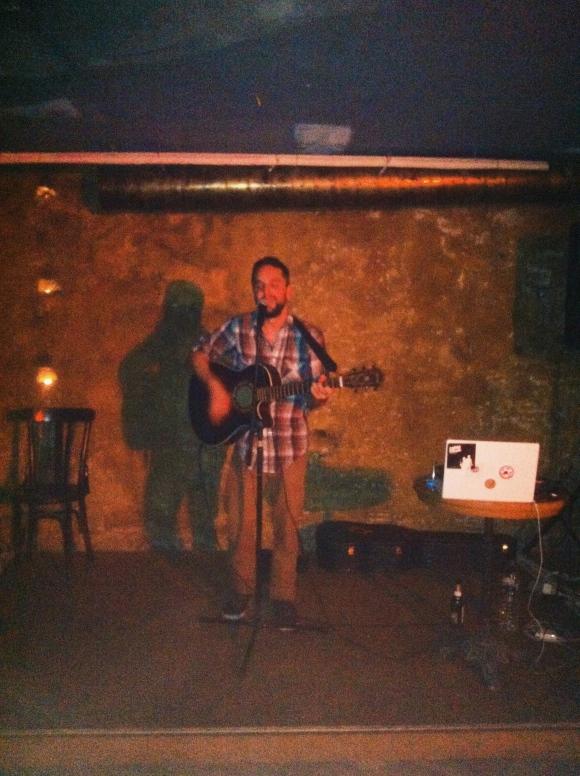 Peter Muller Live at Las Cuevas del Sorte