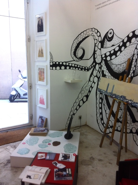 Javier Blanco studio