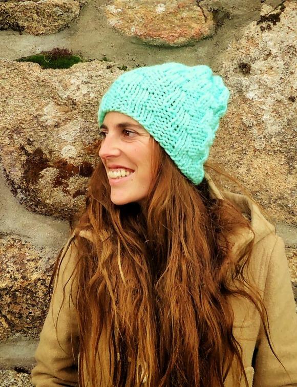 Alba Fernández - Knit Cap