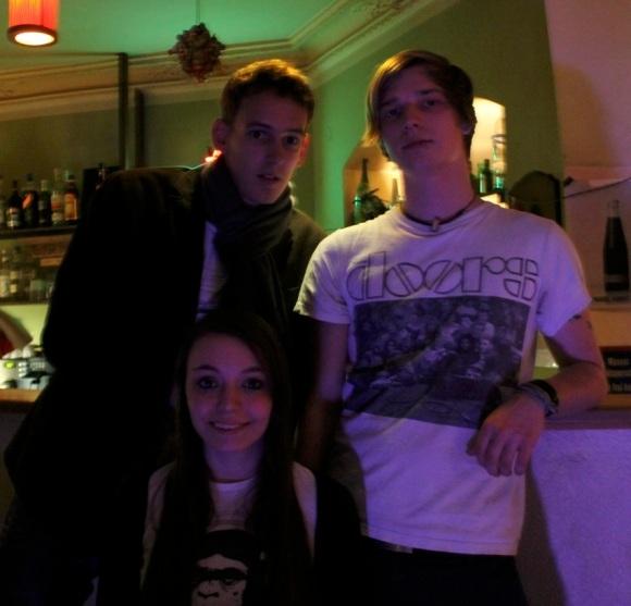Franz, Vivi, Lukas