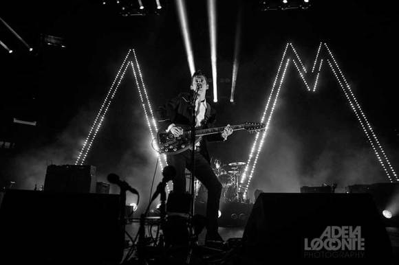 Adela Loconte - Arctic Monkeys (Madison Square Garden)