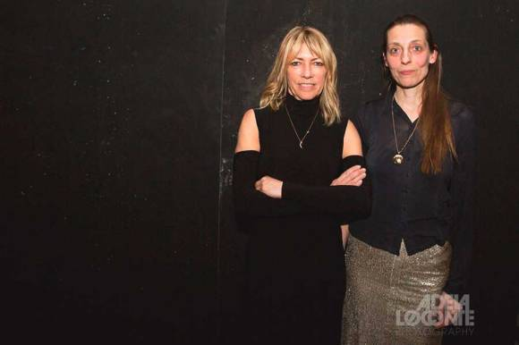 Adela Loconte - Kim Gordon & Jutta Koether (Moma PS1)