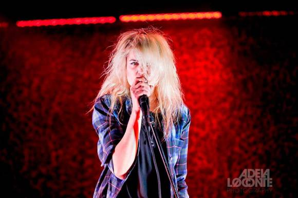 Adela Loconte - The Kills (Barclays Center)