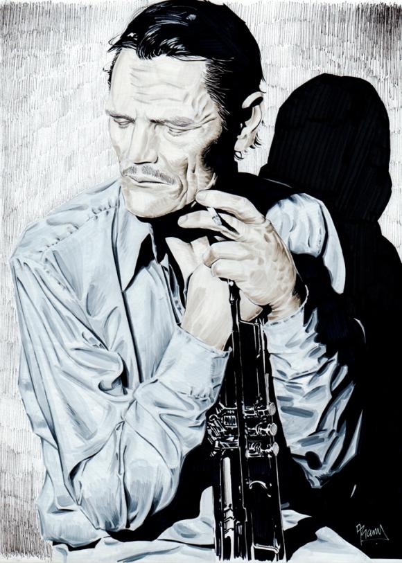 Ángel Rams - Chet Baker 2