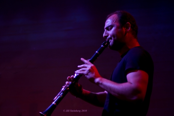 Kinan Azmeh | Photo by Jill Steinberg
