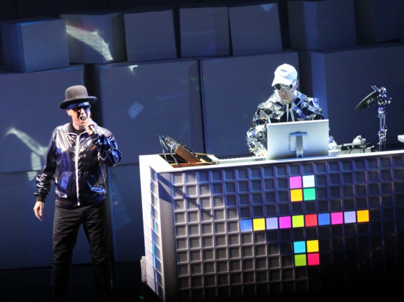 Maryanne Ventrice - Pet Shop Boys (Hammerstein Ballroom)