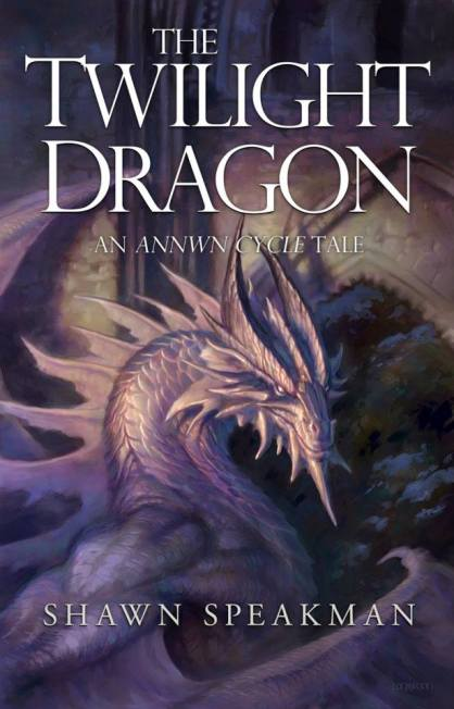 The Twilight Dragon - Shawn Speakman