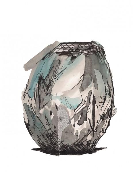 "Max Nelson - ""Turquoise Gemstone"""
