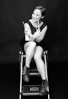 Alivia Schaffer | Photo by Cheryl Mann